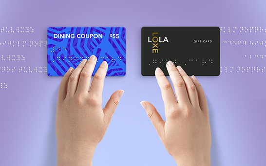 article about gift cards and ADA litigation