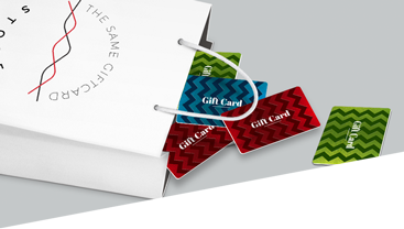 image to accompany a CardPrinting.com article about marketing gift cards