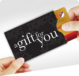 Generic Gift Card Holders.