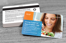 Promotional Cards<br>(Paper)