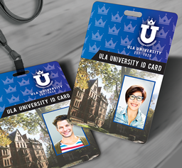 CR100 ID Badges, Event Passes, Access Cards