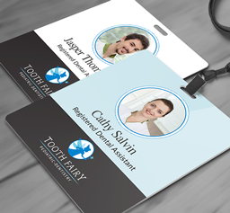 ID Badges, Event Passes, Access Cards