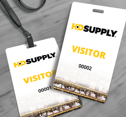 PVC ID Badges, Event Passes, Access Cards